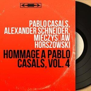 Pablo Casals, Alexander Schneider, Mieczysław Horszowski 歌手頭像