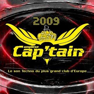 Cap'tain 2009 歌手頭像