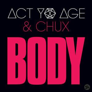 Act Yo Age, Chux 歌手頭像