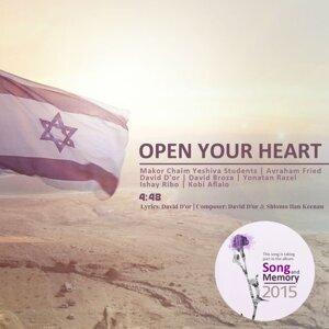 Makor Chaim Yeshiva Students, Avraham Fried, David D'or, David Broza, Yonatan Razel, Ishay Ribo, Kobi Aflalo 歌手頭像