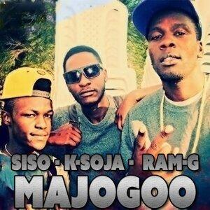 Siso, Ram-G, K-Soja 歌手頭像
