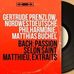 Gertrude Prenzlow, Nordwestdeutsche Philharmonie, Matthias Büchel 歌手頭像
