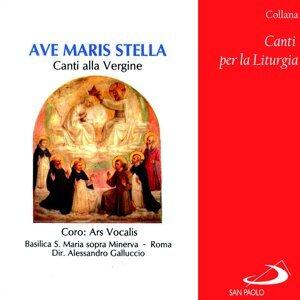 Coro Ars Vocalis Basilica S. Maria sopra Minerva Roma 歌手頭像