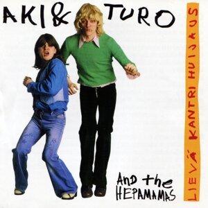 Aki & Turo And The Hepamamas 歌手頭像