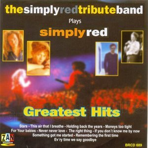 The Simply Red Tribute 歌手頭像