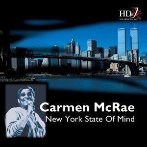 Carmen McRae, Her Trio 歌手頭像