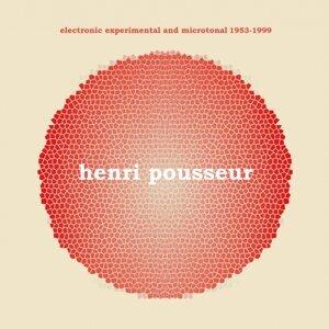 Henri Pousseur 歌手頭像