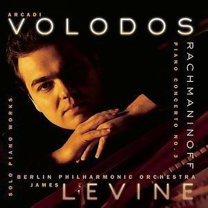 Arcadi Volodos, Berlin Philharmonic Orchestra, James Levine 歌手頭像