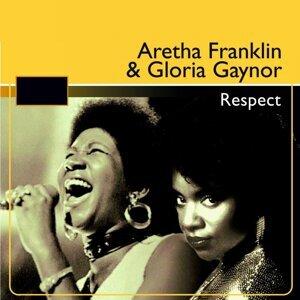 Aretha Franklin, Gloria Gaynor 歌手頭像