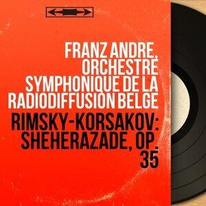 Franz André, Orchestre Symphonique de la Radiodiffusion belge 歌手頭像