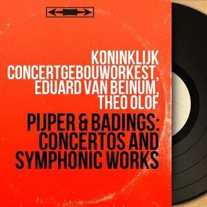 Koninklijk Concertgebouworkest, Eduard van Beinum, Theo Olof 歌手頭像