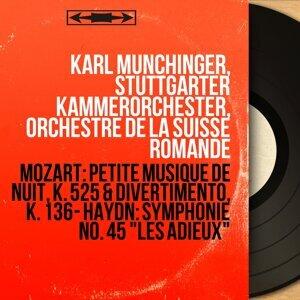 Karl Münchinger, Stuttgarter Kammerorchester, Orchestre de la Suisse romande 歌手頭像
