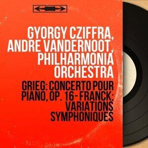 György Cziffra, André Vandernoot, Philharmonia Orchestra 歌手頭像