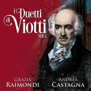 Grazia Raimondi, Andrea Castagna 歌手頭像