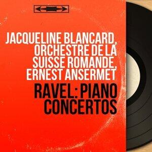 Jacqueline Blancard, Orchestre de la Suisse romande, Ernest Ansermet 歌手頭像