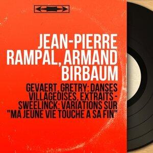 Jean-Pierre Rampal, Armand Birbaum 歌手頭像