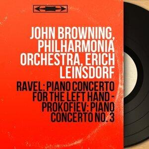 John Browning, Philharmonia Orchestra, Erich Leinsdorf 歌手頭像