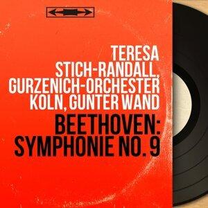Teresa Stich-Randall, Gürzenich-Orchester Köln, Günter Wand 歌手頭像