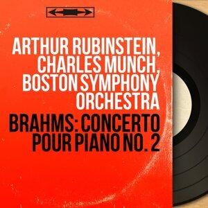 Arthur Rubinstein, Charles Munch, Boston Symphony Orchestra 歌手頭像