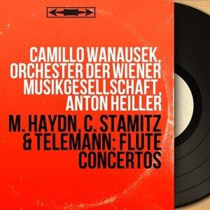 Camillo Wanausek, Orchester der Wiener Musikgesellschaft, Anton Heiller 歌手頭像