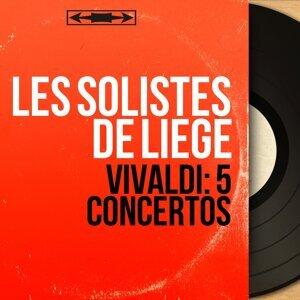 Les Solistes de Liège 歌手頭像