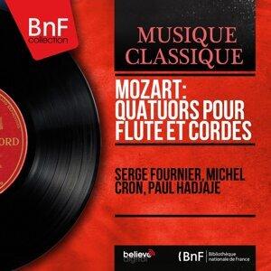 Serge Fournier, Michel Cron, Paul Hadjaje 歌手頭像