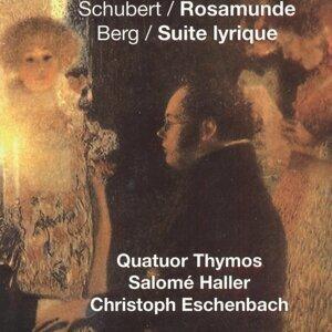 Quatuor Thymos, Susanne Doll, Christoph Eschenbach 歌手頭像