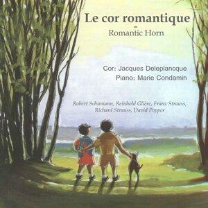 Jacques Deleplancque, Marie Condamin 歌手頭像