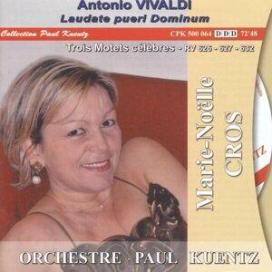 Marie-Noëlle Cros, Orchestre de Chambre Paul Kuentz 歌手頭像