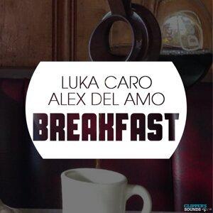 Luka Caro, Alex Del Amo 歌手頭像