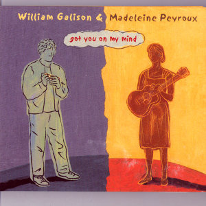William Galison & Madeleine Peyroux