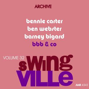 Bennie Carter, Ben Webster & Barney Bigard 歌手頭像