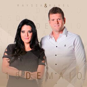 Rayssa e Ravel