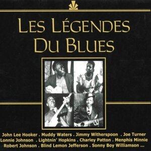 Les légendes du Blues 歌手頭像