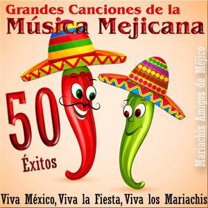 Mariachis Amigos de Méjico