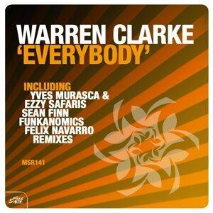 Warren Clarke 歌手頭像