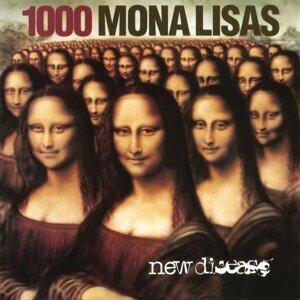 1000 Mona Lisas 歌手頭像