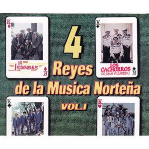4 Reyes De La Musica Norteña 歌手頭像