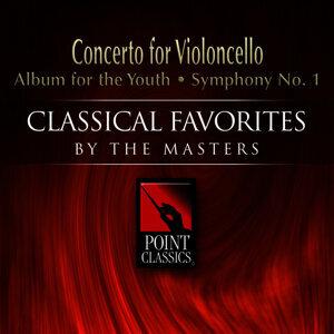 RTZ Symphony Orchestra, Josef Daniel, Valter Despalj - Violoncello 歌手頭像