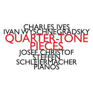 Charles Ives, Ivan Wyschnegradsky 歌手頭像