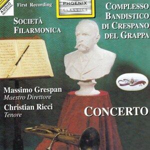 Christian Ricci, Massimo Grespan 歌手頭像