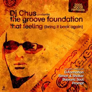 Dj Chus, The Groove Foundation 歌手頭像
