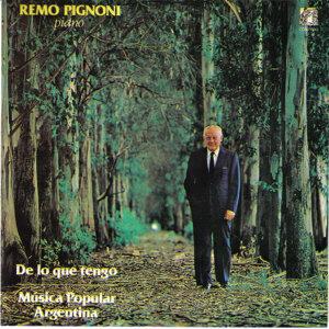 Remo Pignoni 歌手頭像
