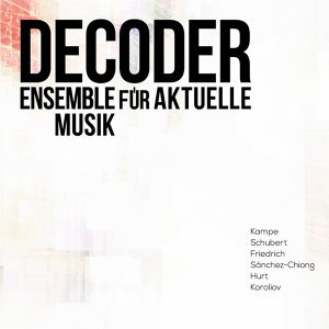 Decoder Ensemble 歌手頭像