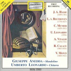 Giuseppe Anedda, Umberto Leonardo 歌手頭像
