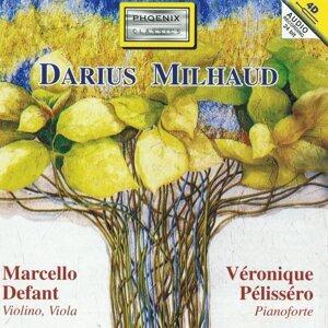 Marcello Defant, Véronique Pélisséro 歌手頭像