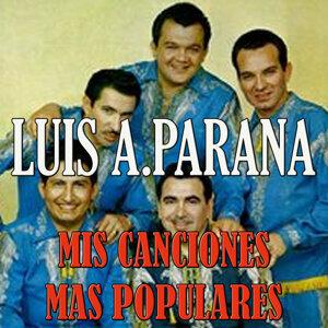 Luis Alberto del Paraná|Trio Los Paraguayos 歌手頭像