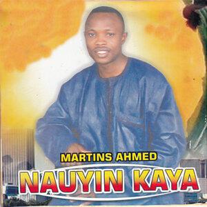 Martins Ahmed 歌手頭像