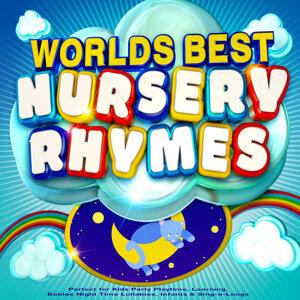 #Nursery Rhymes 歌手頭像