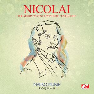 Otto Nicolai 歌手頭像